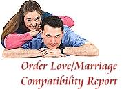 Order Love/Marriage Compatibility Report